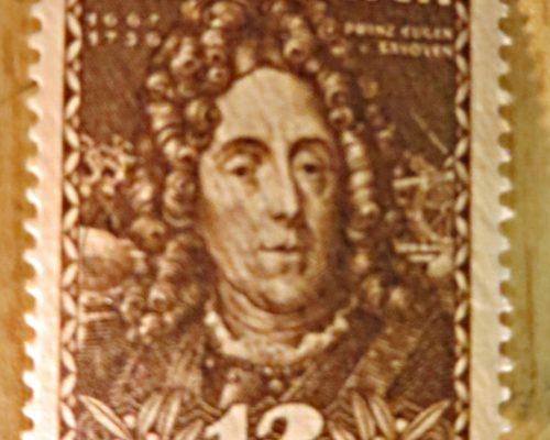 Heerführer 1935 Briefmarken Österreich