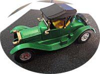 Cadillac Y-6 - Lesney Matchbox Cars