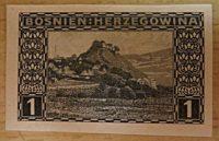 Bosnien Herzegowina 1906 Landschaftsbilder K.u.K  Militärpost Briefmarken Österreich Kaiserzeit