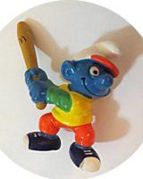 Baseball Schlumpf 1997 McDonald