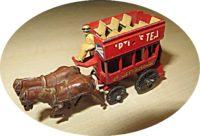 Postkutsche Horsebus Nr 12 Lesney matchbox