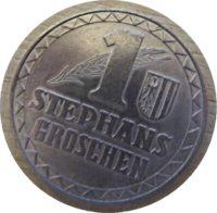 1 Stephansgroschen 1950