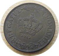 20 Lei 1943 Rumänien Münzen