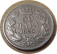 50 Para 1925 Königreich Jugoslawien