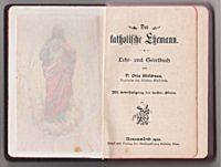 der katholische Ehemann - Otto Bitchnau 1901
