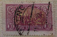 Mittellitauen Briefmarken - Litwa Srodkowa - Polen stamps - vergessene Staaten