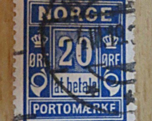 Portomarken Norwegen