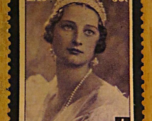 Sonderausgabe 1935 Königin Astrid Briefmarken Belgien  ungestempelt